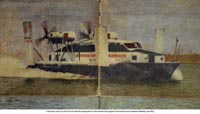 Liverpool Echo article about the VA-3 service - Souvenir picture of the Wallasey-Rhyl VA3 service (Paul Greening).