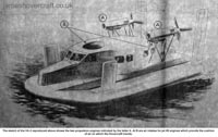 Liverpool Echo article about the VA-3 service - Labelled diagram of the VA3 as seen in the newspapers (Paul Greening).