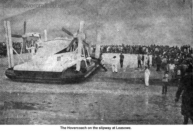 Liverpool Echo article about the VA-3 service - Leasowe slipway (Paul Greening).