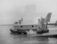 SRN3 in service -   (The <a href='http://www.hovercraft-museum.org/' target='_blank'>Hovercraft Museum Trust</a>).