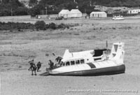 SRN5 with the IHTU -   (The <a href='http://www.hovercraft-museum.org/' target='_blank'>Hovercraft Museum Trust</a>).