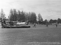 SRN5 in the Tropics -   (The <a href='http://www.hovercraft-museum.org/' target='_blank'>Hovercraft Museum Trust</a>).