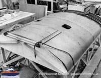 SRN6 close-up details - Roof (The Hovercraft Museum Trust).