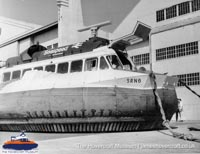 SRN6 with Seaspeed -   (The <a href='http://www.hovercraft-museum.org/' target='_blank'>Hovercraft Museum Trust</a>).