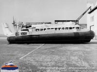 SRN6 Twin-prop (Mark 6) -   (The <a href='http://www.hovercraft-museum.org/' target='_blank'>Hovercraft Museum Trust</a>).