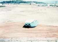 Cushioncraft CC5 -   (The <a href='http://www.hovercraft-museum.org/' target='_blank'>Hovercraft Museum Trust</a>).
