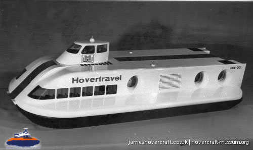 Cushioncraft CC6 -   (The <a href='http://www.hovercraft-museum.org/' target='_blank'>Hovercraft Museum Trust</a>).
