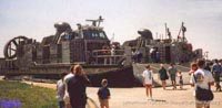 Military Hovercraft - the LCAC with the United States Navy -   (The <a href='http://www.hovercraft-museum.org/' target='_blank'>Hovercraft Museum Trust</a>).