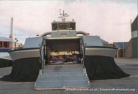 Military Hovercraft  -   (The <a href='http://www.hovercraft-museum.org/' target='_blank'>Hovercraft Museum Trust</a>).