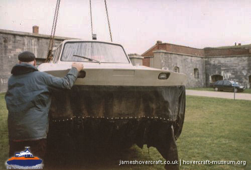 MS1 -   (The <a href='http://www.hovercraft-museum.org/' target='_blank'>Hovercraft Museum Trust</a>).