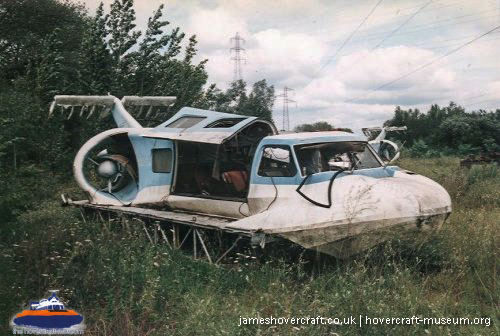 SEDAM N10 -   (The <a href='http://www.hovercraft-museum.org/' target='_blank'>Hovercraft Museum Trust</a>).