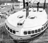 Vickers Hovercraft VA4 -   (The <a href='http://www.hovercraft-museum.org/' target='_blank'>Hovercraft Museum Trust</a>).