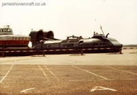 VT2 making the news at Ramsgate - The VT2 next to Sure (GH-2004) at Ramsgate (Nigel Thornton).